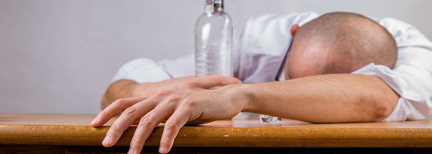Why do alcoholics love to drink